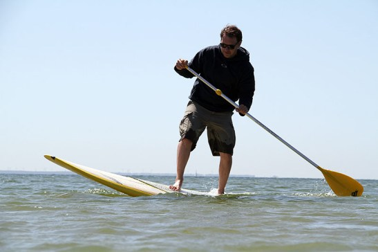 SUP Ruegen Stand up Paddle 01