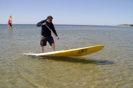 SUP Ruegen Stand up Paddle 05