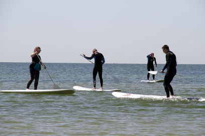 SUP Ruegen Stand up Paddle 10