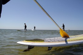 SUP Ruegen Stand up Paddle 13