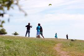Insel Ruegen Kitesurfen 02