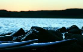 Insel Ruegen Longboarden Stand up Paddle 04