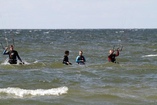 Kitesurfschule Kitesurfkurs Insel Ruegen 09