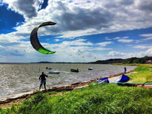 Insel Rügen North Kites Test