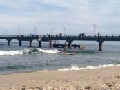 SUP Wave Ruegen Wellen surfen 01