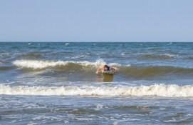 Wellenreiten Surfen Ruegen 06