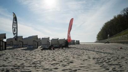 Pilates am Strand Sellin Ruegen 05