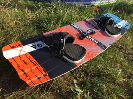 GA Watts 2017 Freestyle Kiteboard Gaastra 02