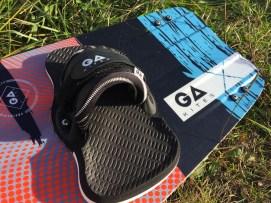 GA Watts 2017 Freestyle Kiteboard Gaastra 03