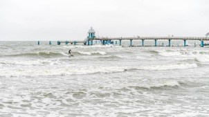 SUP Wave Sellin Surfen Wellenreiten 03