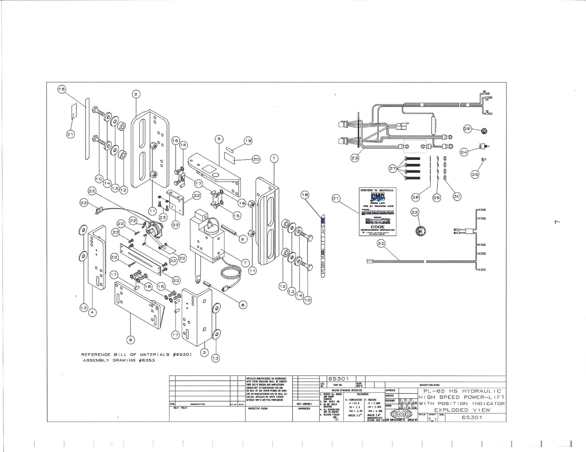 hight resolution of power lift jack plate wiring diagram diagram data schema bob s jack plate wiring diagram cmc pl