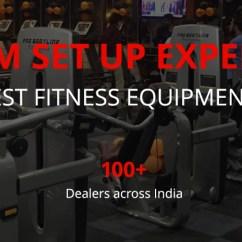 Chair Gym Setup Leanback Lounger Chairs Commercial Equipments In India Probodyline Com For Equipment