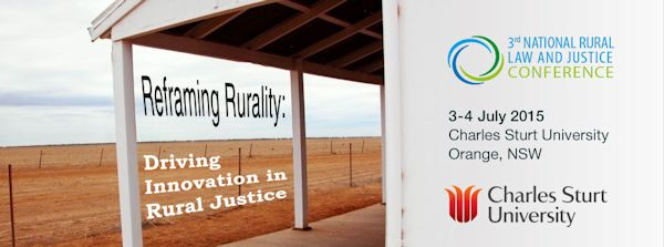 National Rural Law & Justice Conference