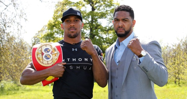 Joshua looking American & Breazeale looking British, go figure...