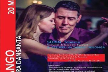 Seara dansanta - Tango Argentinian