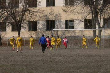 Sportul Chiscani a terminat la egalitate amicalul cu CSM Rm. Sărat