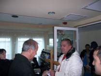Galerie Foto:Bogdan Vasiliu a scos crucea sfintita din Dunare