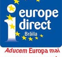 Centrul de Informare Europe Direct Braila a deschis un Info Point in Promenada Mall