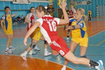 Interviu cu Alina Czeczi, prima achizitie a HC Dunarea pentru viitorul sezon