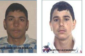 Doi dintre tinerii evadati de la Tichilesti au fost prinsi