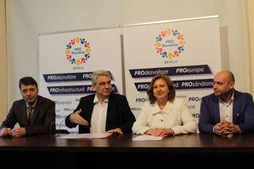 Atleta Anamaria Ioniță și o parte a organizației PRM au trecut la Pro România