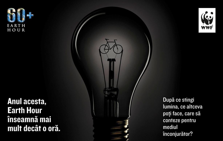 Braila s-a inscris in competiția pentru Capitala Earth Hour Romania
