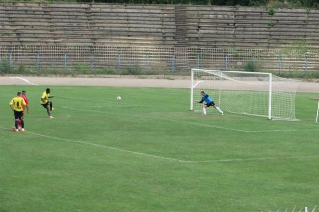 Ndigwe inscrie din penalty