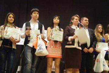 Doua brailencele premiate la Festivalul FRANCOCHANSON
