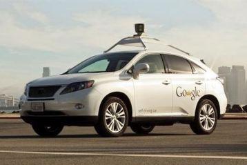 Masina Google - fara sofer, fara volan, fara pedala de acceleratie si frana