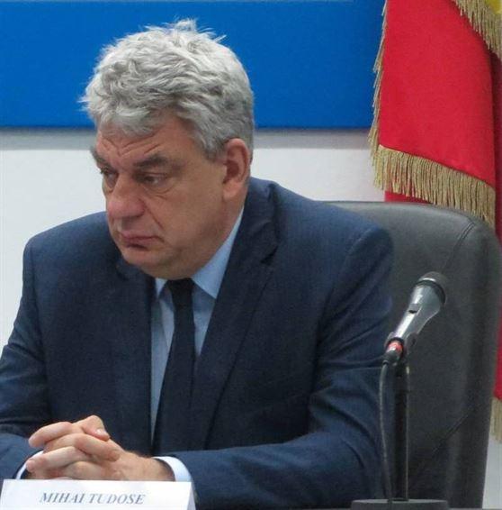 Mihai Tudose a plecat din PSD și a trecut la Pro România
