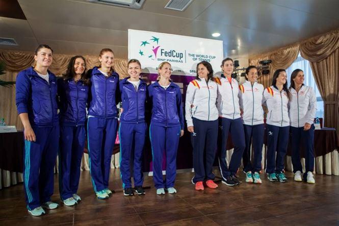 Programul meciurilor din Fed Cup Romania - Spania