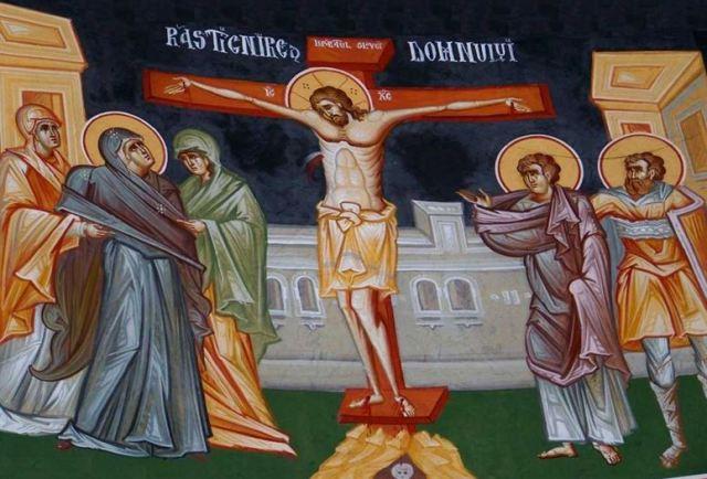 Denia de Vineri – Patimile lui Hristos, pilda jertfei si a rabdarii în suferinta