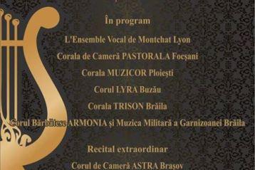 A cincea ediție a Festivalului Coral ARMONIFEST