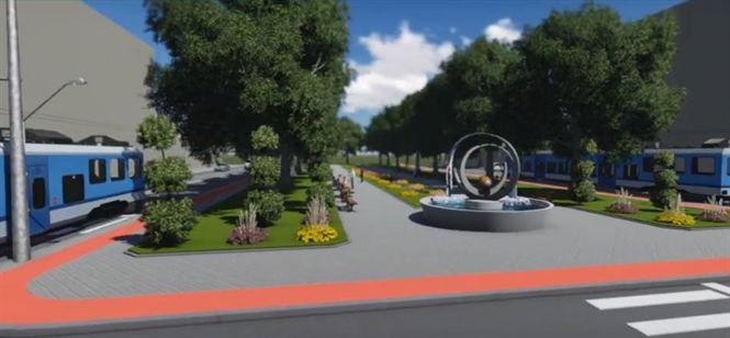 Proiectul de modernizare al Bulevardului Independenței