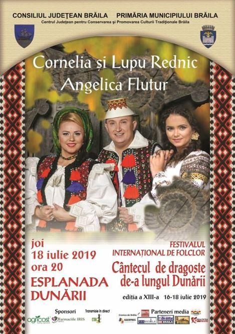 """În această seară vor fi desemnați câștigătorii premiilor la Festivalul internațional de folclor """"Cântecul de dragoste de-a lungul Dunării"""""""