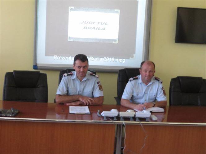ISU Brăila recrutează candidați pentru Școala de subofițeri de Pompieri