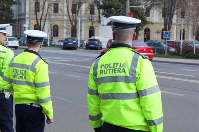 Coronavirusul a scăzut numărul sancțiunilor aplicate de polițiști
