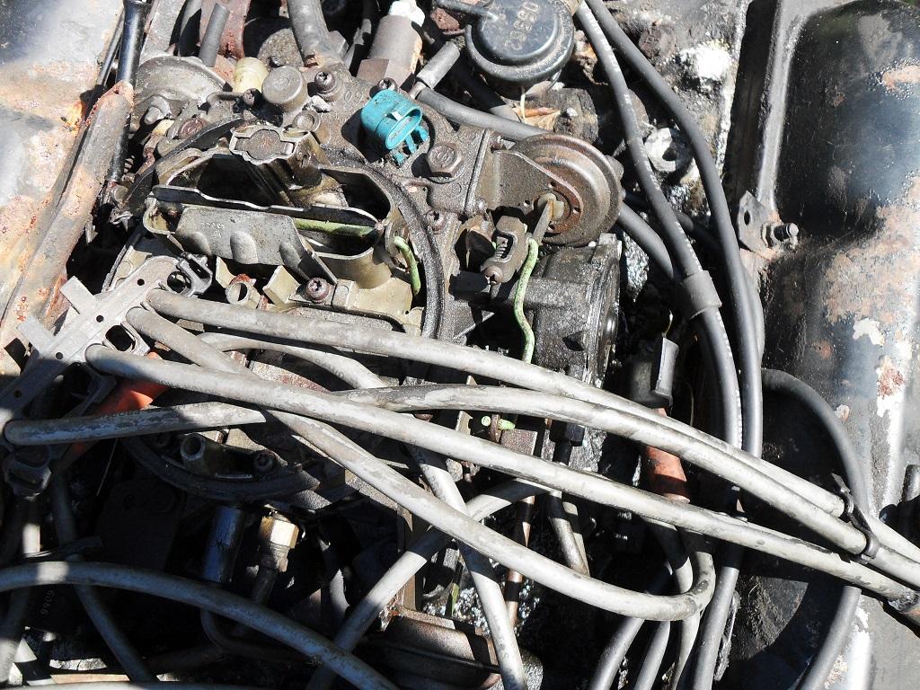 Oldsmobile Vacuum Diagram