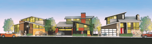 Home Design The Mid Century Modern Revival Professional Builder
