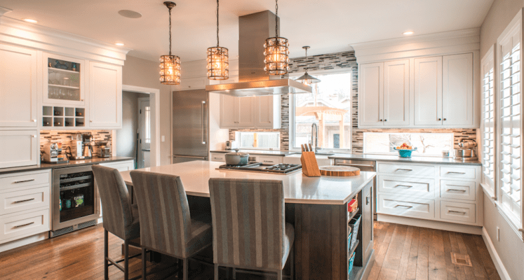 kitchen light pendants islands designs tips for providing lighting that sets your homes apart doug walter better home