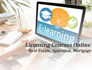 Online Real Estate Licensing Courses