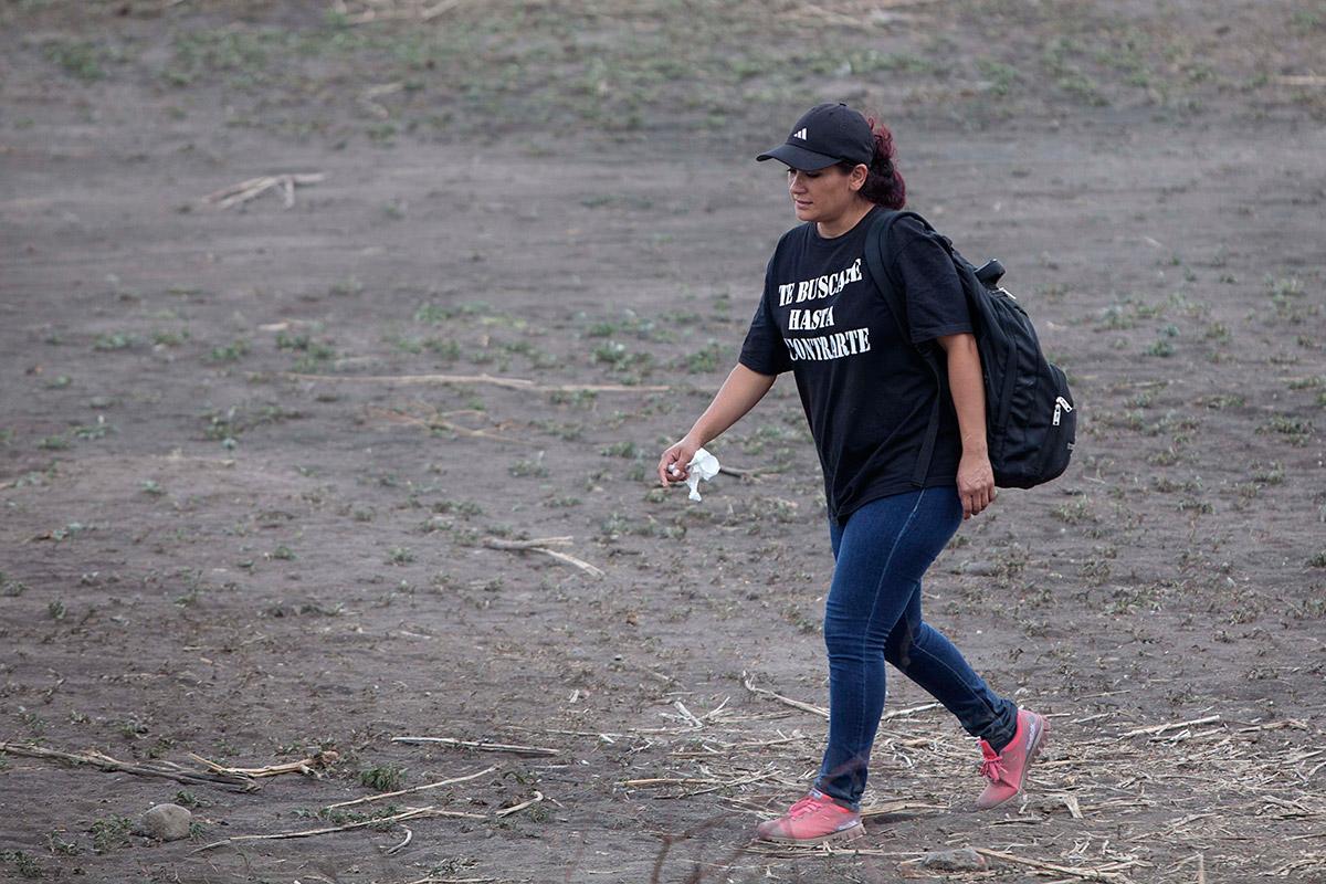 Tranquilina Hernández Lagunas, madre de Mireya Montiel Hernández. Foto: Germán Canseco