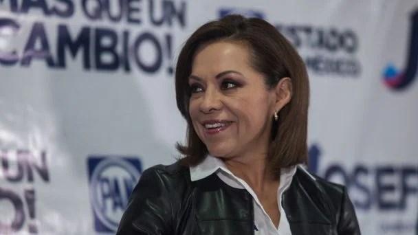 Josefina Vázquez Mota acusa a Fox y Calderón de violencia de género   Proceso