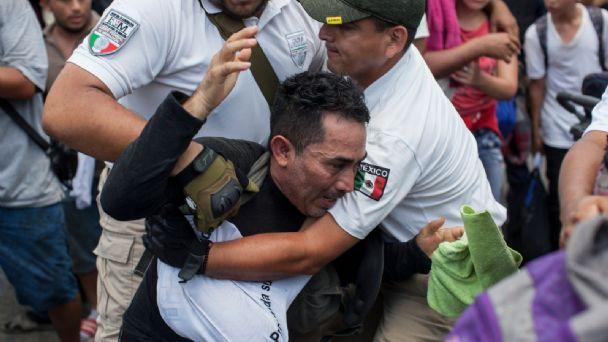 El INM triplicó este 2021 detenciones de migrantes sin documentos