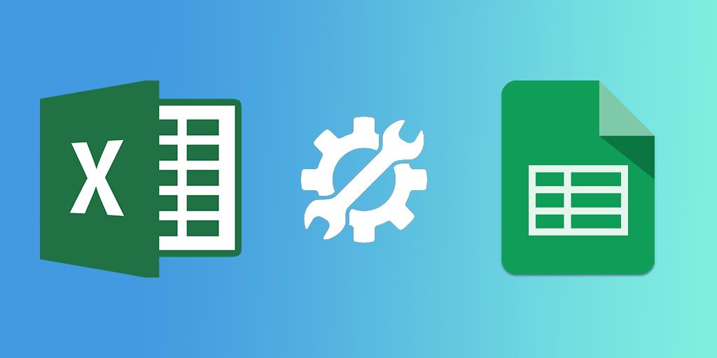 Microsoft Excel vs. Google Sheets: The Spreadsheet Showdown ...