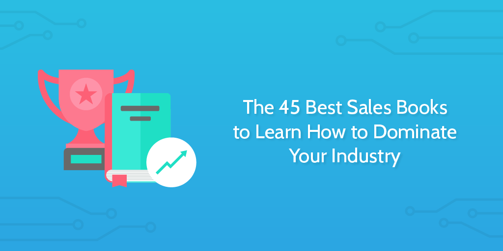 the 45 best sales books to learn how to