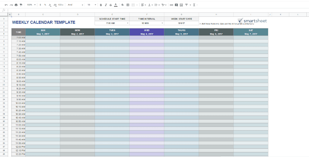 How to create a schedule in google docs. 50 Google Docs Templates For Business Success With 60 Process Checklists Process Street Checklist Workflow And Sop Software