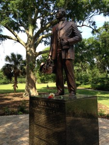 Denmark Vesey Monument June 20