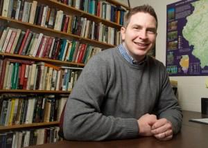 Robert (Bob) Morrissey - professor of history