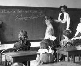 From the Archives… Education History